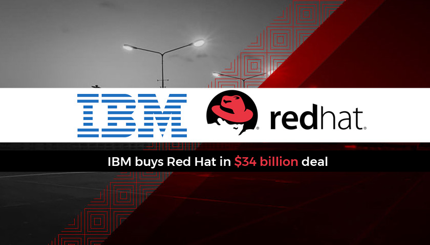 What IBM buying Red Hat means for hybrid cloud
