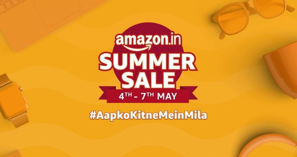 Amazon Prime Members Gets Pre Access To The Amazon Summer Sale 2019 Your Tech Story