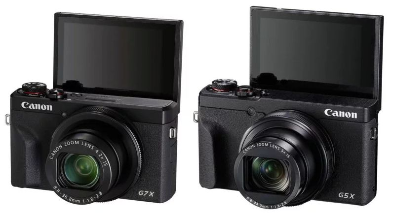 Canon to Launch an Updated PowerShot G7X Mark III with Support for