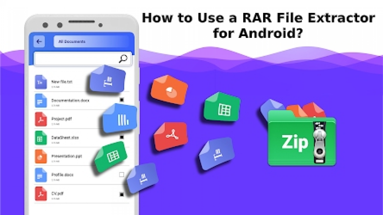 How To Use A Rar File Extractor For Android Your Tech Story